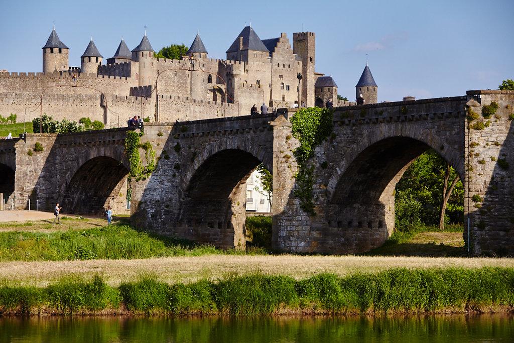 Carcassonne, la cité rebelle