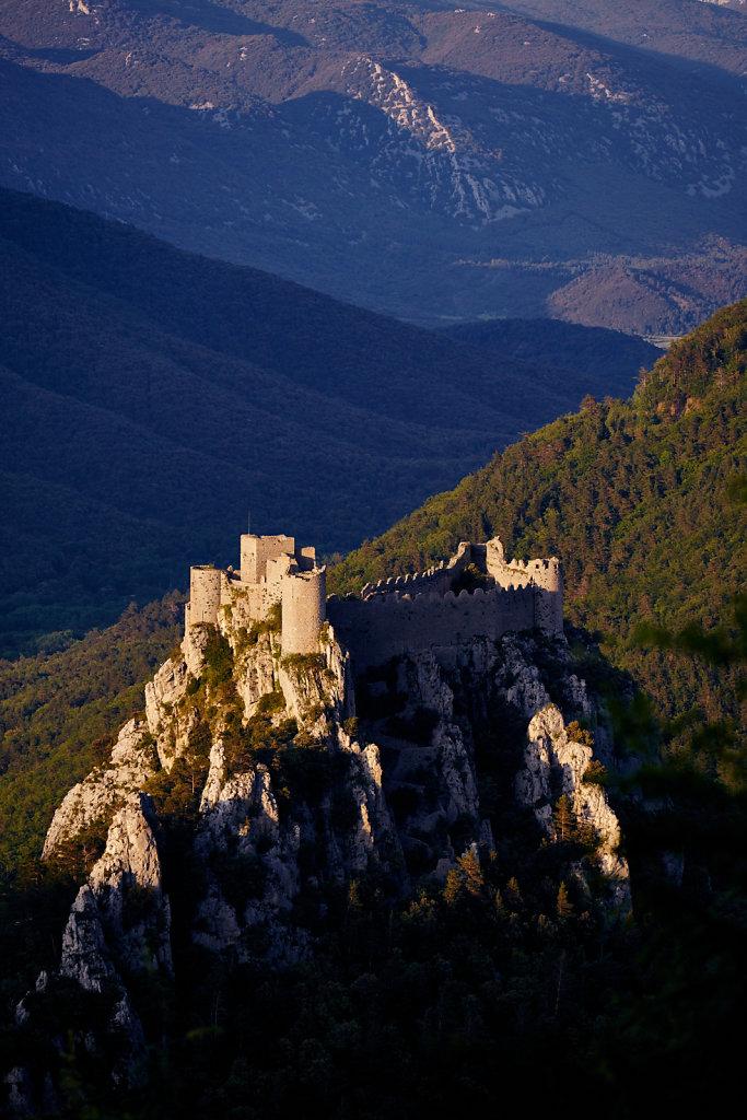 Puilaurens, longtemps le plus méridional de France