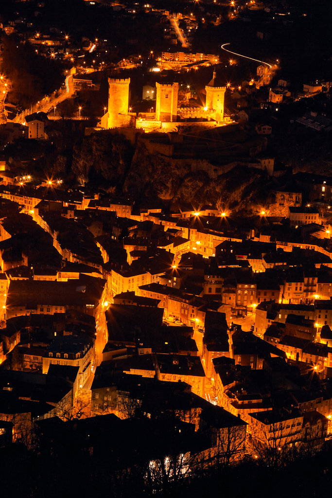 Foix, refuge de la lutte occitane